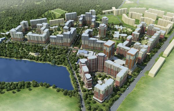 Планировка и строительство здоровых городов